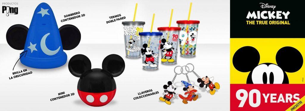 desarrollo de productos de Disney
